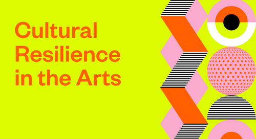Cultural Resilience in the Arts – 2021 Themes