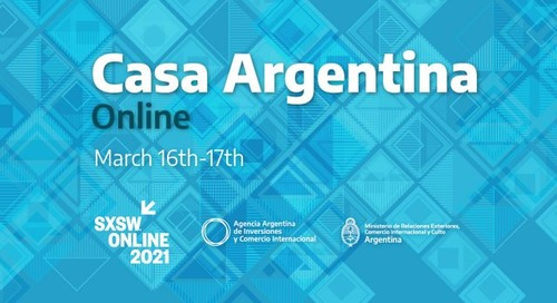 Welcome Back to Casa Argentina, We Are Online Now!