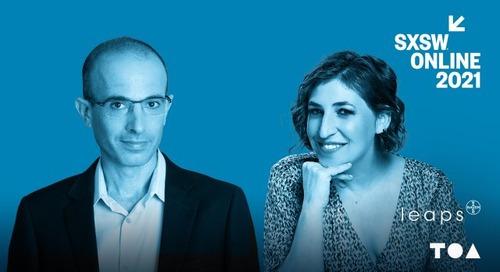 Leaps Talk @ SXSW:  Innovation, Ethics, and the Bio Revolution