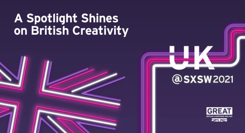 A Spotlight Shines on British Creativity