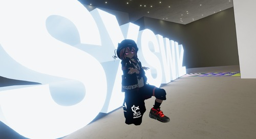 Overcoming Obstacles: Japanese VR Dancer yoikami's Win At SXSW