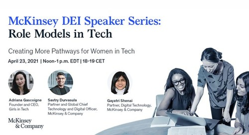 Explore Meaningful, Challenging Tech Careers and Conversations on DEI in Tech