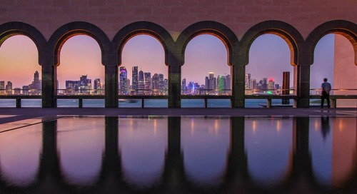 The Middle East: 2017 technology trends of the region in review