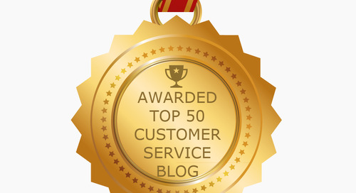 TeamSupport Receives Top 5 Ranking In Best Customer Service Blogs On The Planet