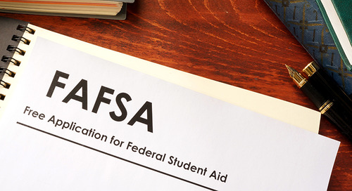 FAFSA Opens Oct. 1. Three Things for Students and Families to Remember When Applying for Financial Aid