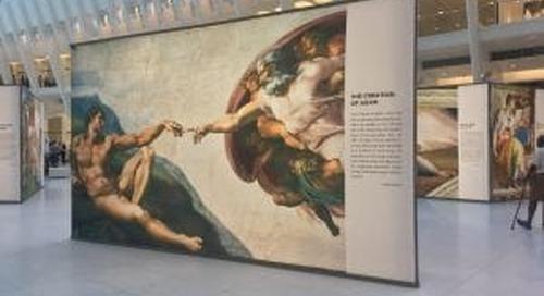 Up Close: A Deeper look into Michelangelo's Art