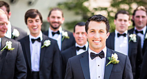 Hey Grooms, Don't Say This During Wedding Planning!