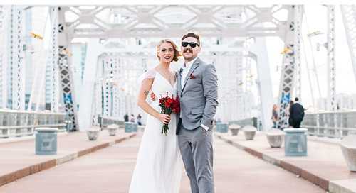 A Sunday Kind Of Love   Emery and Ryne Tie the Knot