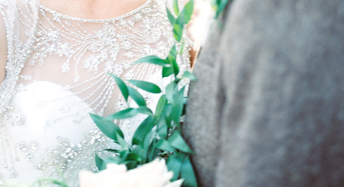 You Will Forever Be My Always | Sarah and Mike Tie the Knot