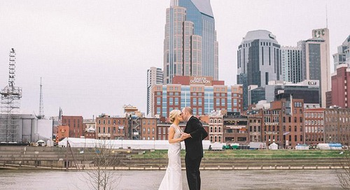 Nashville Nuptials: Blending the South and the City
