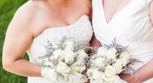You Are My Today and All My Tomorrows | Stacey and Traci Say I Do