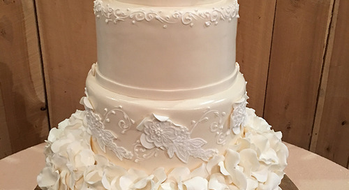 The Traditional Wedding Cake Reimagined