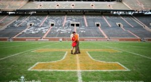 How to Have a Wedding During SEC Football Season