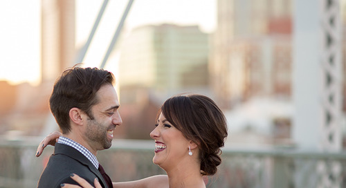 This Is Our Happily Ever After | Melissa and Jon Say I Do