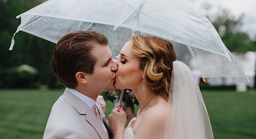 Two Become One | Cady and Alex Say I Do
