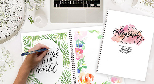 Our 5 Favorite Calligraphy Kits