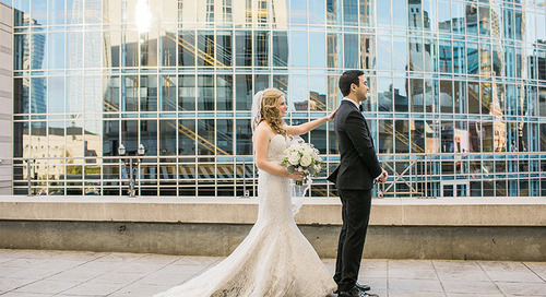 All Because Two People Fell In Love | Alexa and Max Tie the Knot