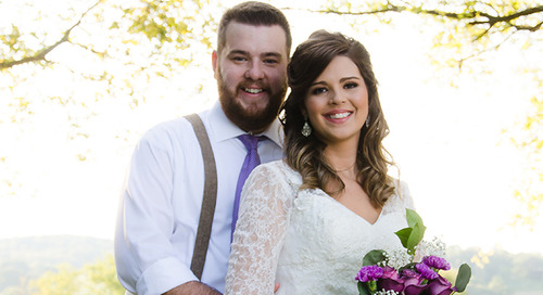 Love Birds | Kayla and Jesse Tie the Knot