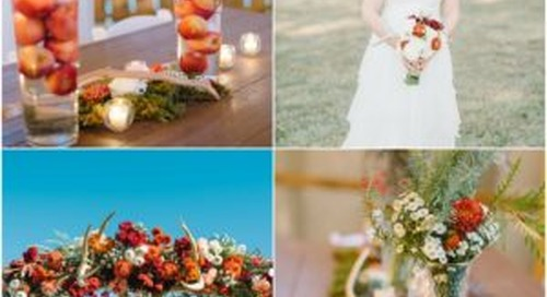 Our Favorite Fall Weddings