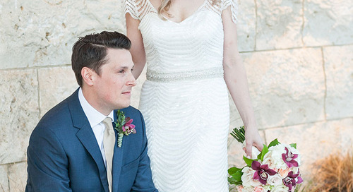 Let's Fall In Love | Allison and Ryan Tie the Knot