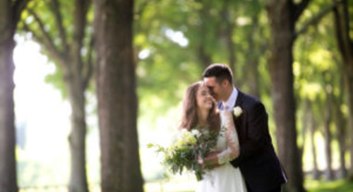 5 Tips For Your Sweet & Simple Wedding