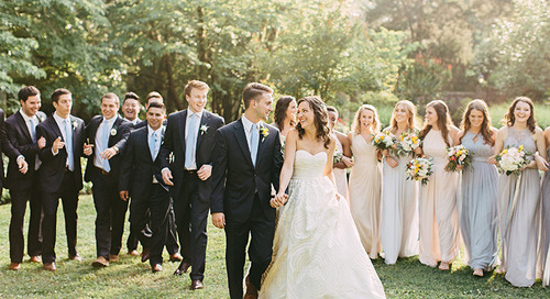 And The Story Begins | Kendall and Jackson Get Married