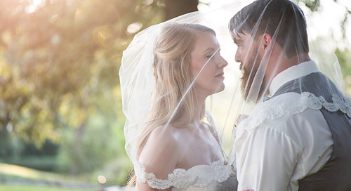You're My Fairytale | Kristen and Josh Tie the Knot