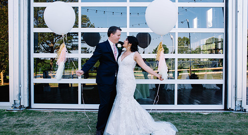 Never My Love | Courtney and Ryan Say I Do