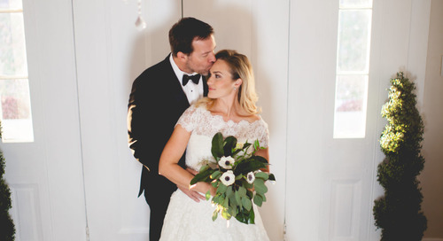 Inspiration For The Perfect Southern Wedding