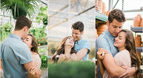 How To Utilize Any Location For An Engagement Shoot