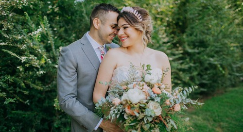Free Spirited Love I Samantha and Colby Tie the Knot