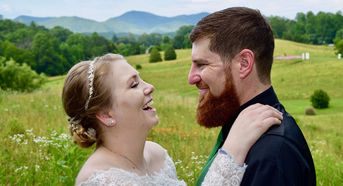You're Good For My Soul | Jessica and Jayme Tie the Knot