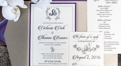 10 Ways To Incorporate Pantone's Color Of The Year In Your Wedding