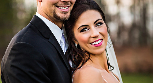 Let Love Sparkle | Kristen and Michael Tie the Knot