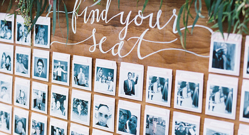 Creating the Perfect Seating Chart | Wedding 101