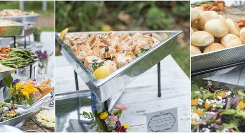 4 Types Of Catering Every Bride Should Know About | Weddings 101