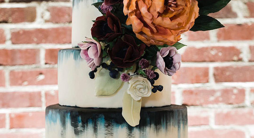 Our Favorite Floral Cake Toppers
