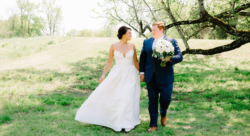 Sweet & Natural Wedding in Memphis | Devon & Matt