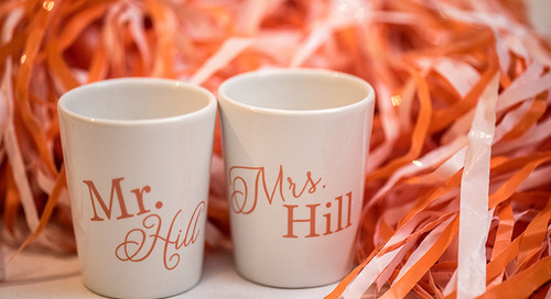 8 Ways to Incorporate Your Alma Mater into Your Wedding Day