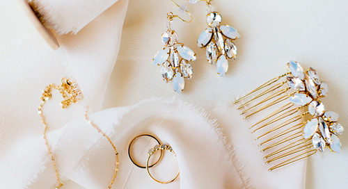 Accessories for the Contemporary Bride