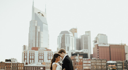 Classic Downtown Wedding in Nashville | Amanda & Hunter