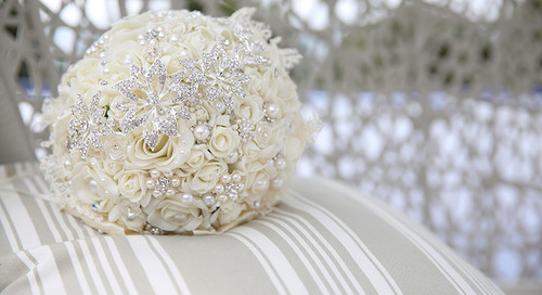 Beaded Wedding Bouquets | Everything You Need to Know
