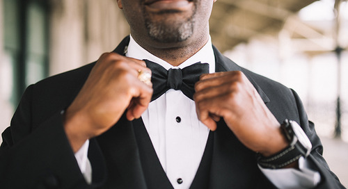 Should the Groom Wear a Suit or a Tuxedo?