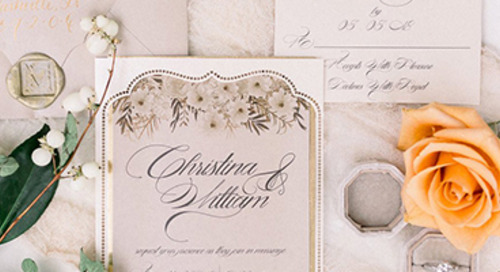 5 Steps To Perfect Wedding Invitations