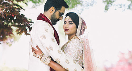 Extravagant Indian Wedding in Nashville | Niyomi & Sarav