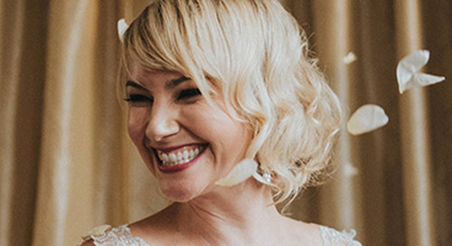 10 Short Wedding Hairstyles You'll Obsess Over