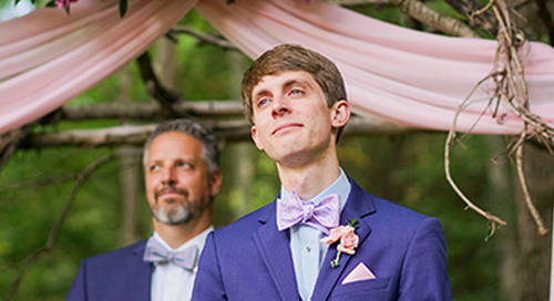 Our 10 Favorite Groom Reactions That Will Melt Your Heart