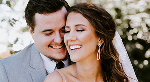 Sweet Lakeside Wedding in Knoxville  | Caylee & Bobby