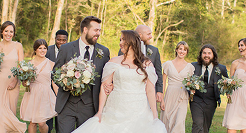 Romantic & Intentional Wedding in TN | Karen & Mark