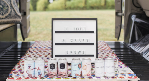 St. Louis | A Kaleidoscope Crafted Wedding featuring Craft Brew Coffee